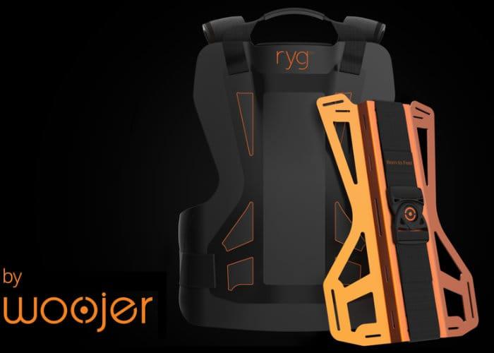 Woojer Ryg haptic vest