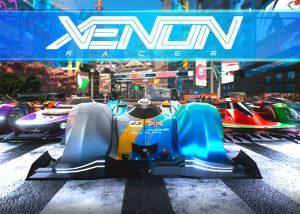 Xenon Racer arcade racer unveiled