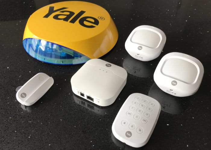 Yale Sync Smart Home