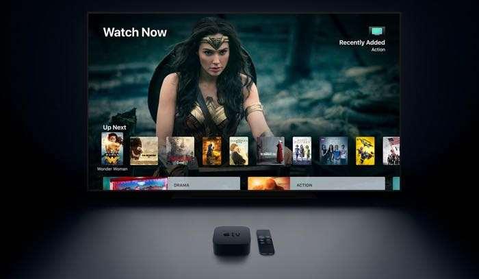 Apple's original TV content