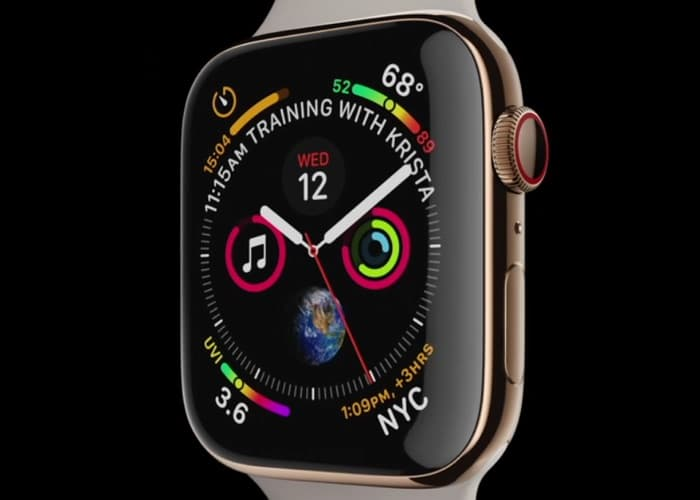 Apple releases watchOS 5.1 and then pulls the update
