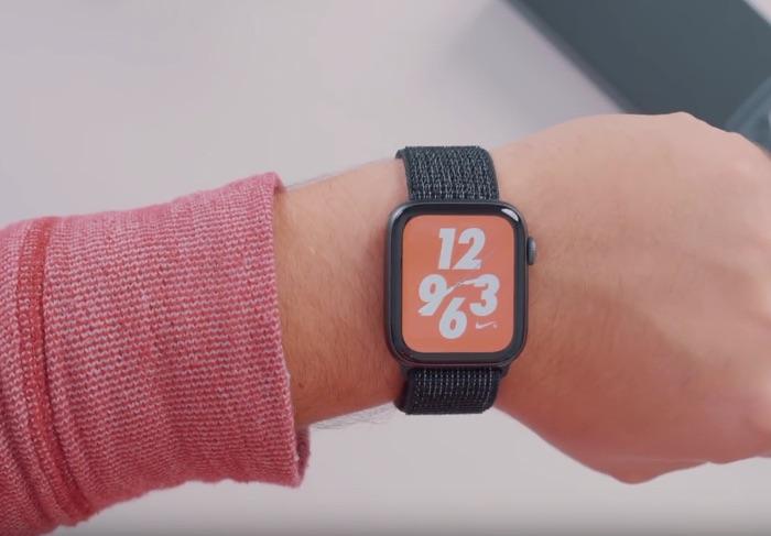 Nike+ Apple Watch Series 4