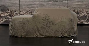 New Ford Bronco tipped for 7-speed manual
