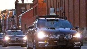 Pennsylvania approves self-driving car tests