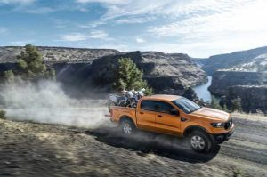 Ford Brags Ranger Truck has best in Class Towing and Torque