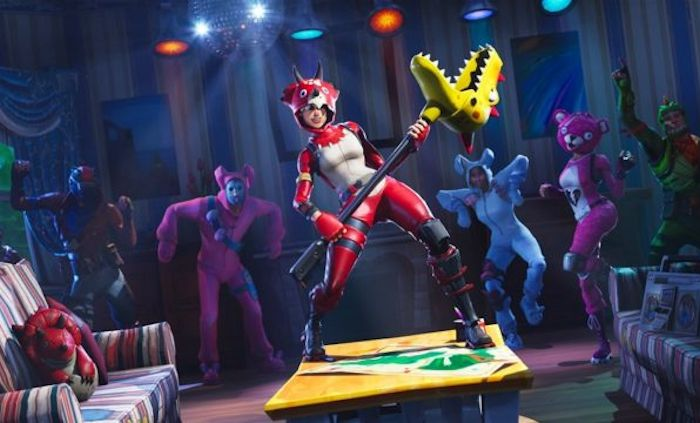 Gifting in Fortnite may be coming