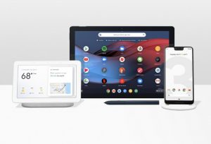Here are Google Pixel 3, Home Hub and Pixel Slate in Action