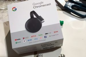 This is the new Google Chromecast