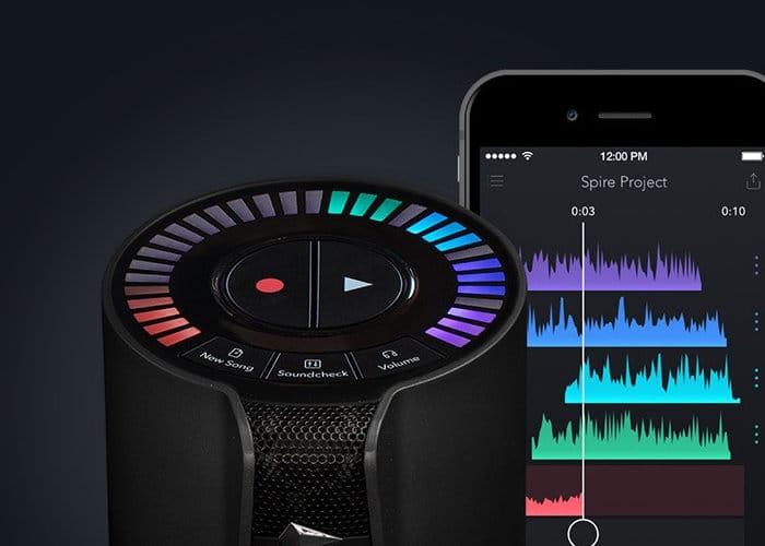 iZotope Spire mobile sound studio