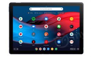 Google Pixel Slate tablet leaked