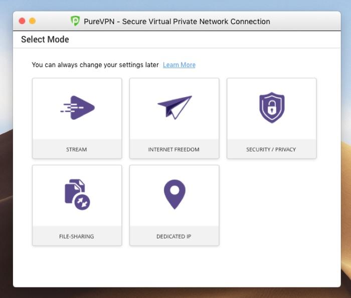 Opera mini proxy server setting