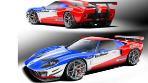 Superformance Future GT Forty Coming to SEMA