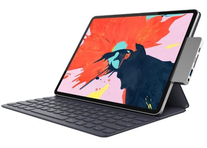 2018 iPad Pro USB-C hub