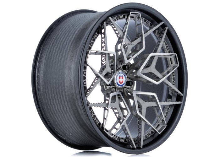3D Printed titanium wheels