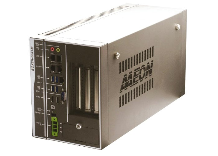 AAEON BOXER-6841M Edge-AI mini PC