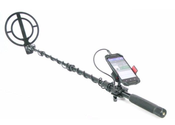 AKYOR smartphone metal detector
