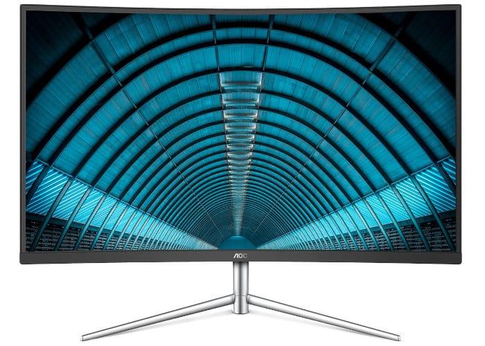 AOC C32V1Q 32-inch curved monitor