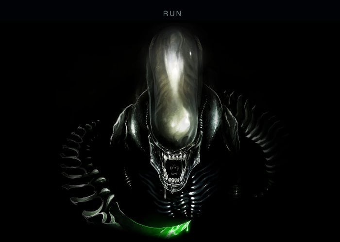 Alien Blackout trademark filed by 20th Century Fox