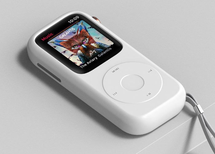 Apple Watch Pod Case concept-1