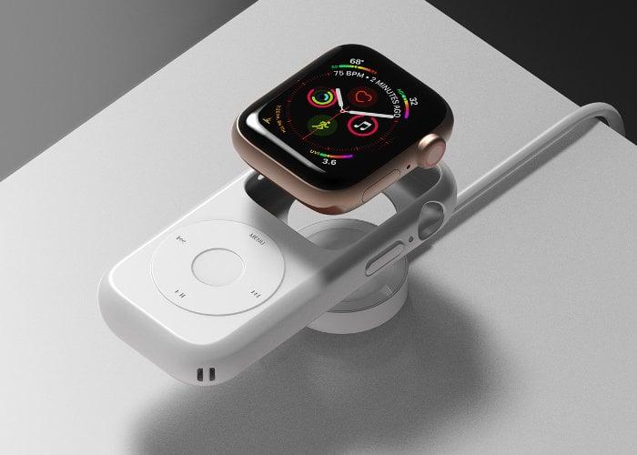 Apple Watch Pod Case concept