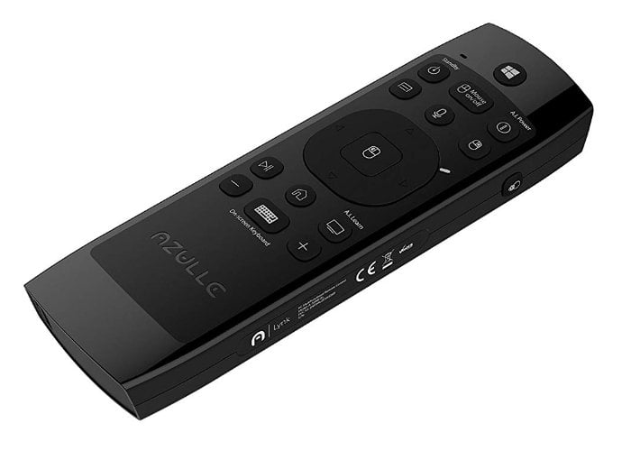 Azulle Lynk multifunctional remote control