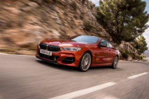 BMW 8 Series Coupe goes on sale next month for £76,270