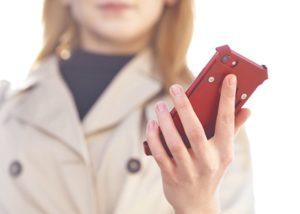 BeraShield smartphone battery case