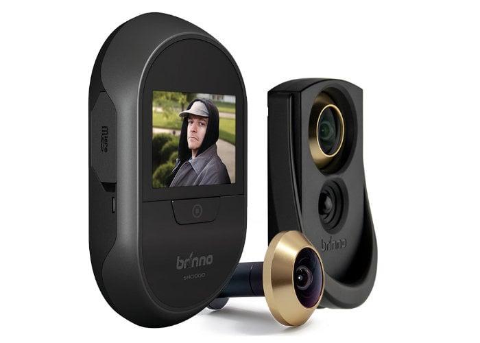 Brinno Duo peephole home security camera