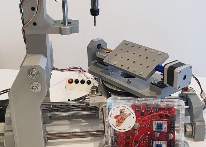 CNC Gcode controller