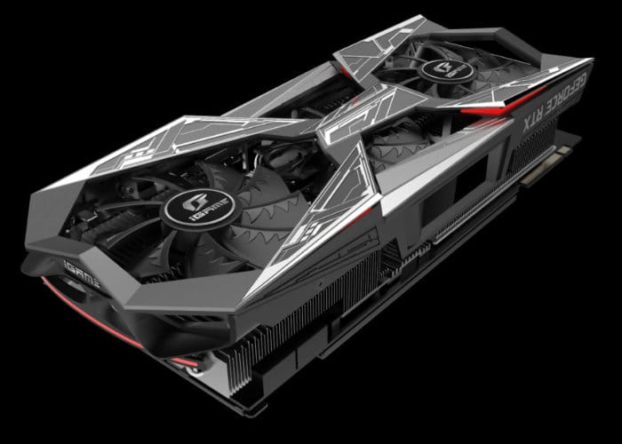 Colorful iGame GeForce RTX 2070 Vulcan X OC graphics cards