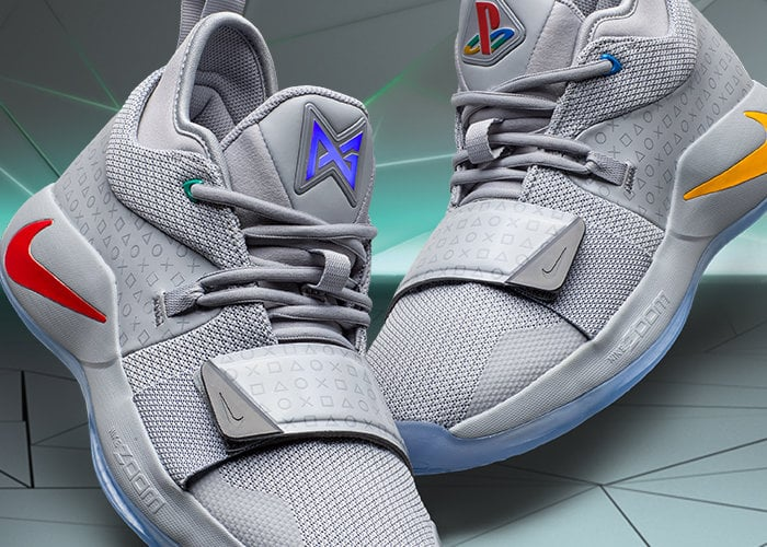 Colorway PlayStation sneakers