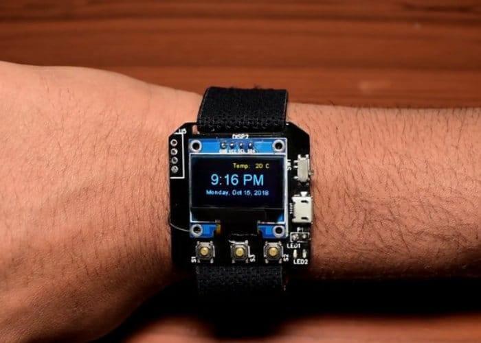 DIY Smart Watch
