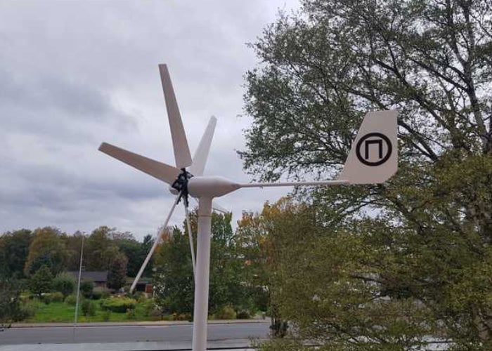 DIY wind turbine generator