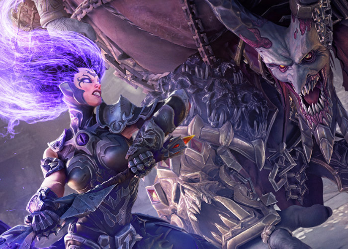Darksiders III officially launches today
