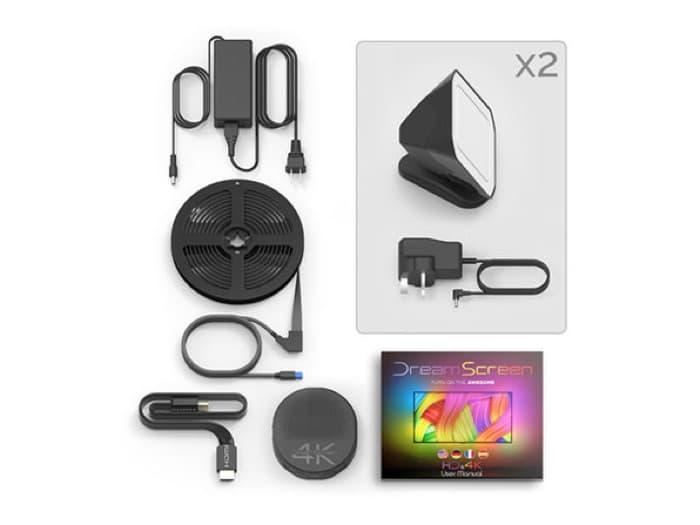 DreamScreen 4K Total Surround Lighting Kit