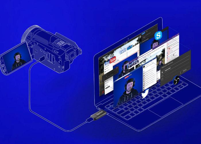 Elgato Cam Link 4K adapter