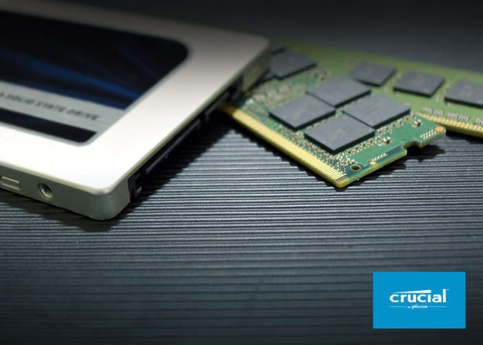 First Crucial 32GB NVDIMM