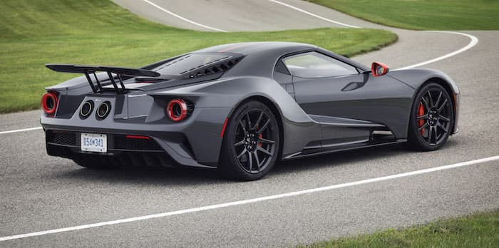 Ford GT Carbon Series