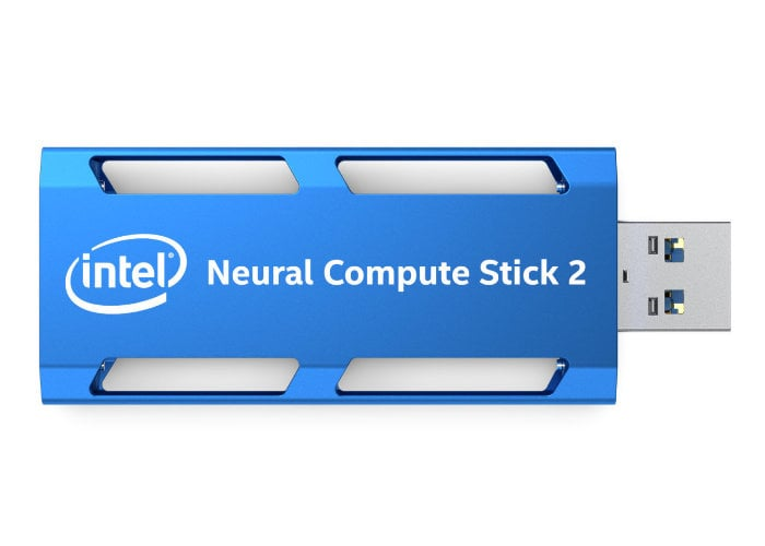 Intel Neural Compute Stick 2 unveiled at Intel AI Devcon