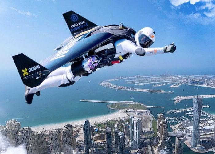 Jetman documentary teaser trailer