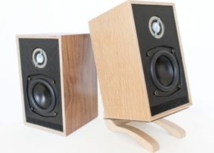 LBM MKII reference micro speaker system