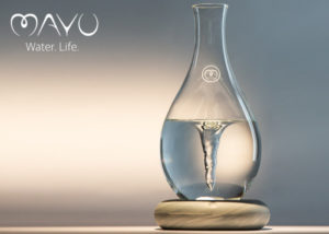 MAYU keeps your water health