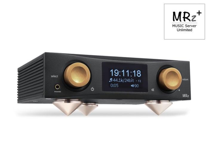 MRz+ UHD high-end audio music server system