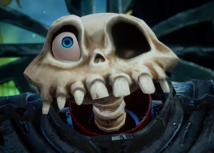 MediEvil remake teaser