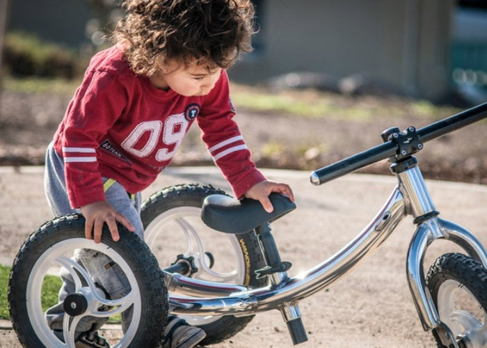 Monkeycycle modular kids bike