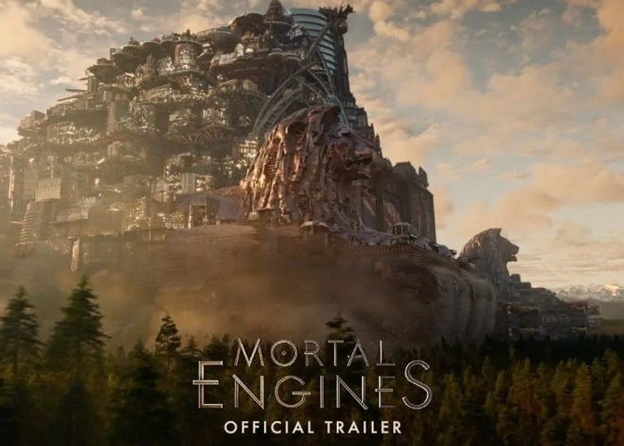 Mortal Engines movie