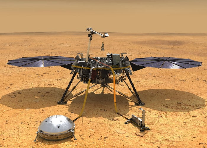 NASA InSight lander