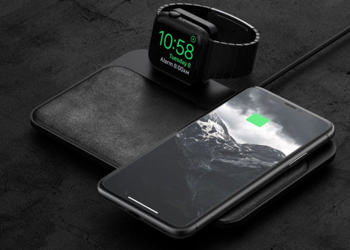 New Nomad wireless charger