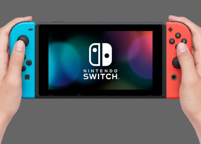 Nintendo Switch System Update 6.2.0