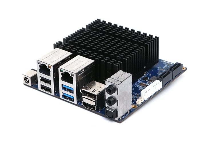 ODROID-H2 Gemini Lake single-board PC